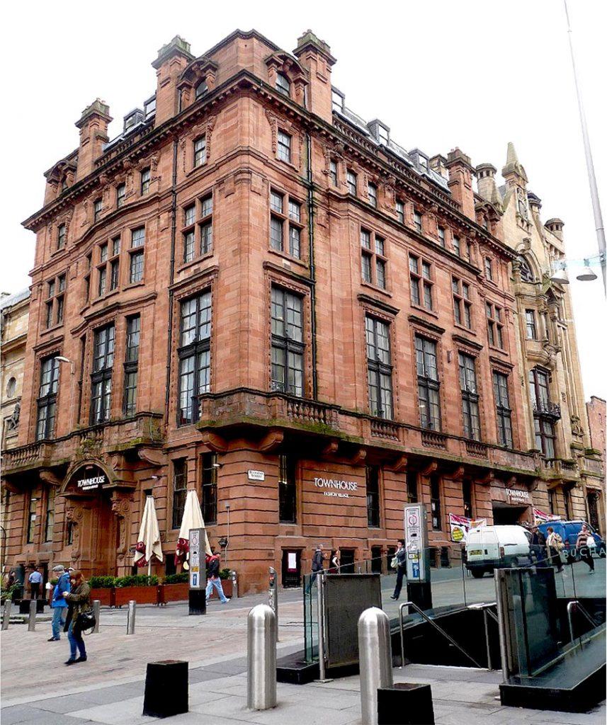 Former Liberal Club, Glasgow