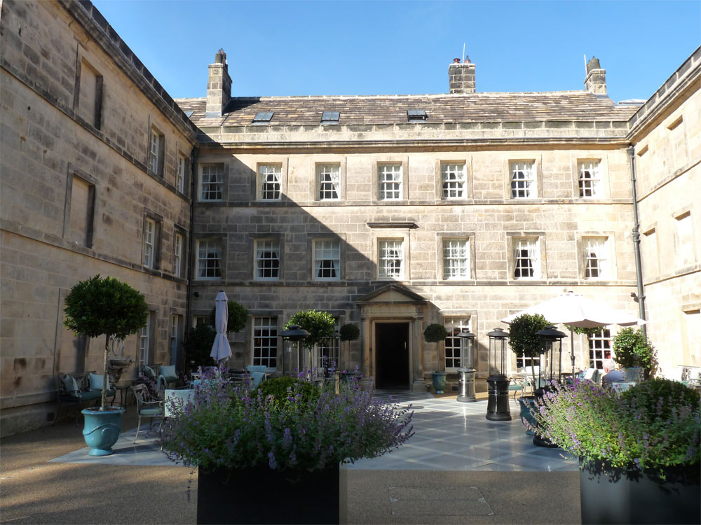 Grantley Hall, Luxury Hotel with Spa