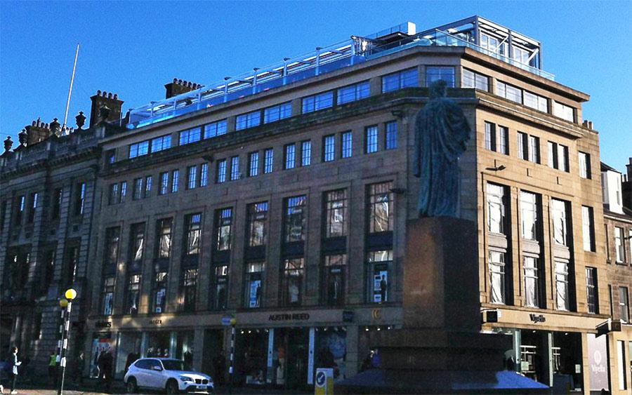 Castle Street, Edinburgh