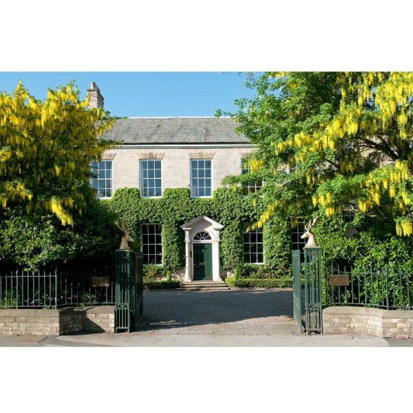 Boston Grade 2 listed house
