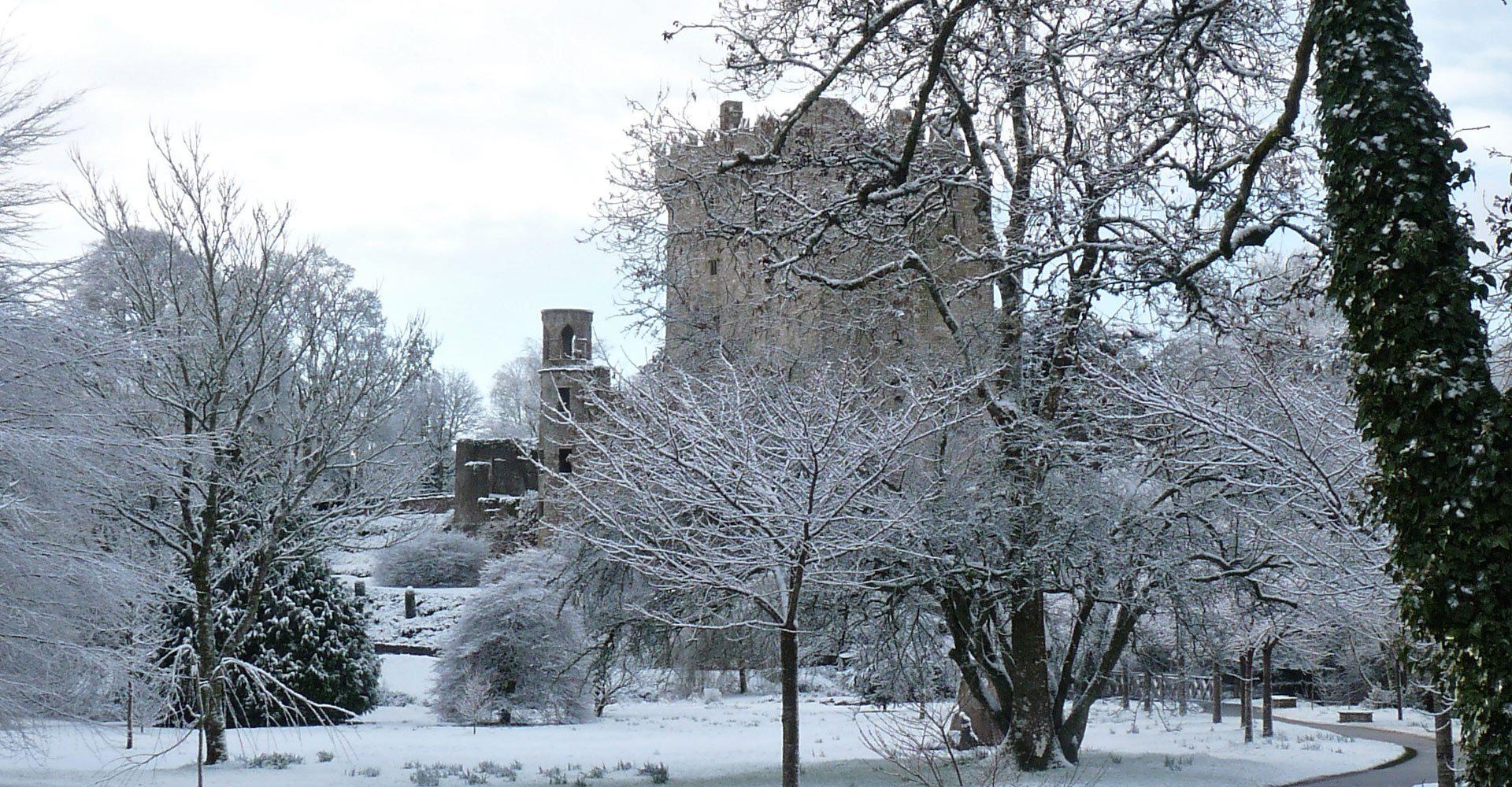 Blarney Castle County Cork