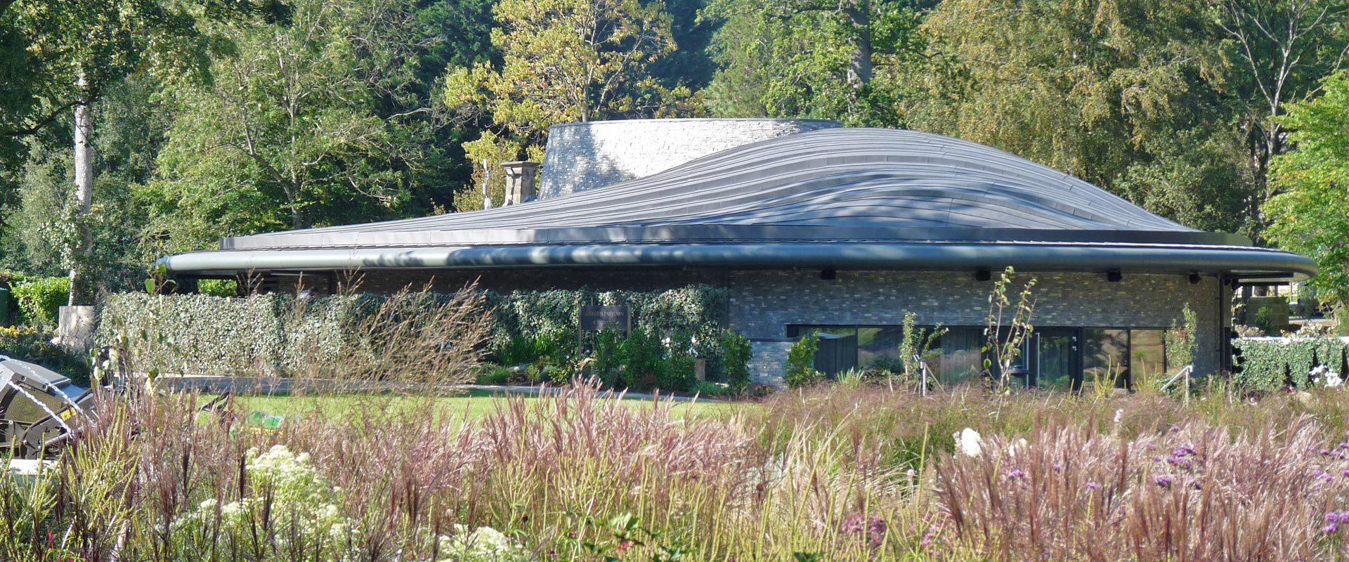 Grantley Hall Garden Pavilion