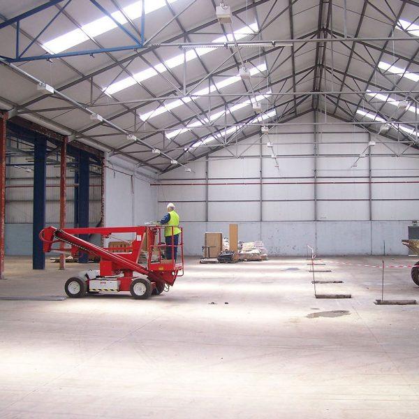Fort Vale Engineering, Lancashire